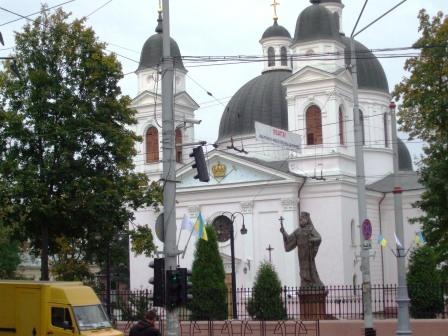 Kathedrale in Czernowitz