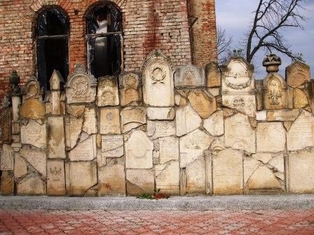 Jüdischer Friedhof in Czernowitz