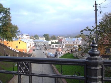 Türkengasse in Czernowitz