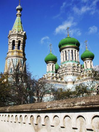 Bischoffsitz Orth. Kathedrale  der Lipowaner  (Russisch-Orthodoxe Altritualistische Kirche)