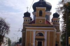 Orth. Kathedrale in Czernowitz