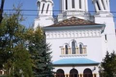 Rumänische Orth. Kathedrale in Czernowitz