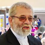 Pfarrer Hans-Dieter Krauss